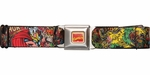 Thor and Loki Seatbelt Belt