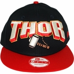 Thor Block Name Hat