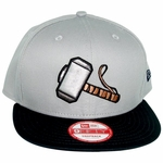 Thor Classic Gray Hat