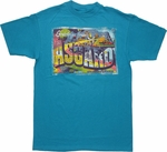 Thor Greetings From Asgard T Shirt