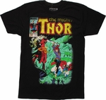 Thor Malekith Cover T Shirt Sheer