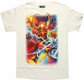 Thor Marvel 75th Special Edition Alex Ross T Shirt