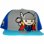 Thor Toy Tricolor Hat