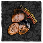 Three Stooges All Over Bandana
