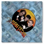Three Stooges Portraits Bandana