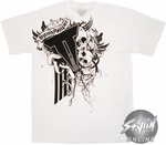 Throwdown Victims Skulls T-Shirt