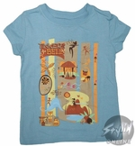 Tinkerbell Girls T-Shirt