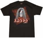TNA Abyss Fear Mask T-Shirt