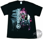 Tokio Hotel City T-Shirt