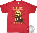 Tom Petty Tour 2008 T-Shirt