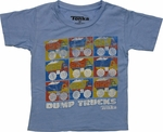 Tonka Dump Trucks Grid Toddler T Shirt