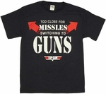 Top Gun Guns T-Shirt