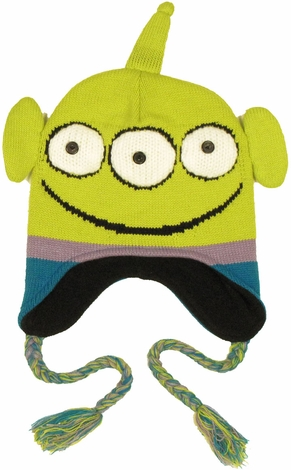 Toy Story Alien Lapland Beanie