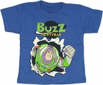 Toy Story Buzz Burst Toddler T Shirt