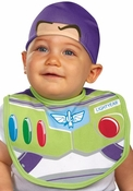 Toy Story Buzz Lightyear Bib Hat Infant Costume