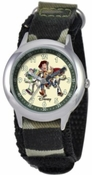 Toy Story Kids Time Teacher Camo Watch