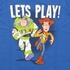 Toy Story Lets Play Toddler T Shirt