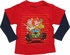 Toy Story RC Race Car Long Sleeve Toddler T-Shirt