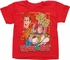Toy Story Rescue Team Red Juvenile T Shirt