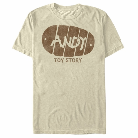 Toy Story Signed Sole T-Shirt