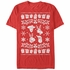 Toy Story Sweater Print T-Shirt