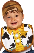 Toy Story Woody Bib Hat Infant Costume