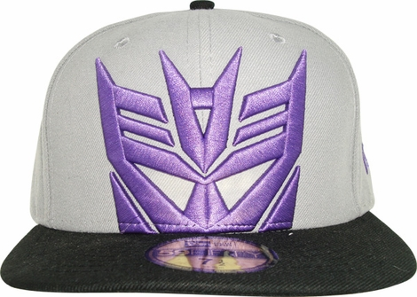 Transformers 59Fifty Hat