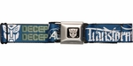 Transformers Auto Decept Script Name Seatbelt Belt