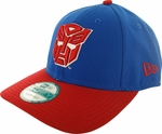Transformers Autobot 9FORTY Velcro Hat