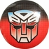 Transformers Autobot Button