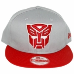 Transformers Autobot Classic Gray Hat