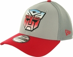 Transformers Autobot Dyed Logo 39THIRTY Hat