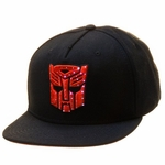 Transformers Autobot Fiber Optic Lights Hat