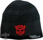 Transformers Autobot Insignia Beanie