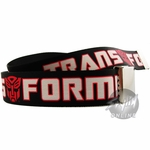 Transformers Autobot Name Belt