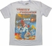 Transformers Autobot Poster T Shirt Sheer