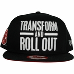 Transformers Autobot Roll Out Hat
