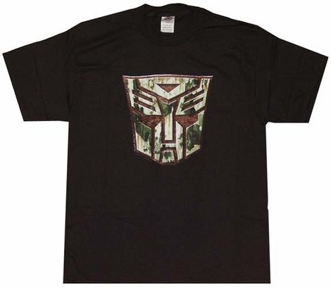 Transformers Autobot Rust Logo T-Shirt