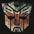 Transformers Autobot Scratch Logo T Shirt Sheer