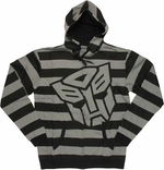 Transformers Autobot Stripes Hoodie
