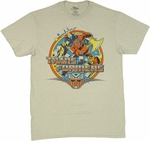 Transformers Autobots Circled T Shirt