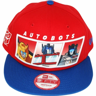 Transformers Autobots Trio Hat
