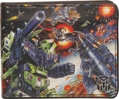 Transformers Battle Scene Wallet