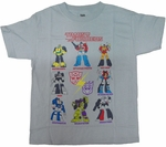 Transformers Bots Youth T Shirt