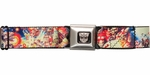 Transformers Box Art Battle Scene Seatbelt Belt