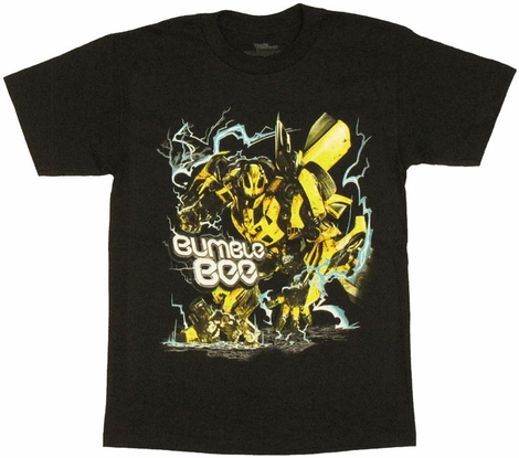 Transformers Bumblebee Youth T Shirt