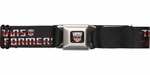 Transformers Color Name Seatbelt Belt