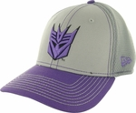 Transformers Decepticon 2 Tone Mesh Back 39THIRTY Hat