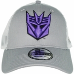 Transformers Decepticon Character Mesh 39THIRTY Hat