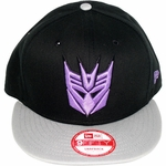 Transformers Decepticon Logo 9Fifty Hat